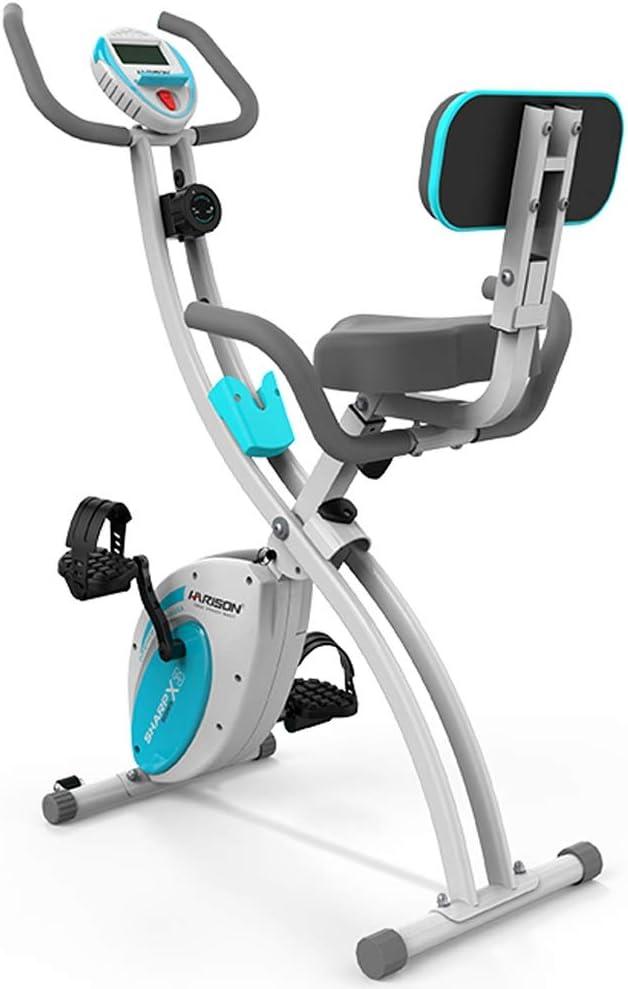 Bicicleta de ejercicios Bicicleta Giratoria Magnética para El Hogar Interiores Ultra Silenciosa Multifunción