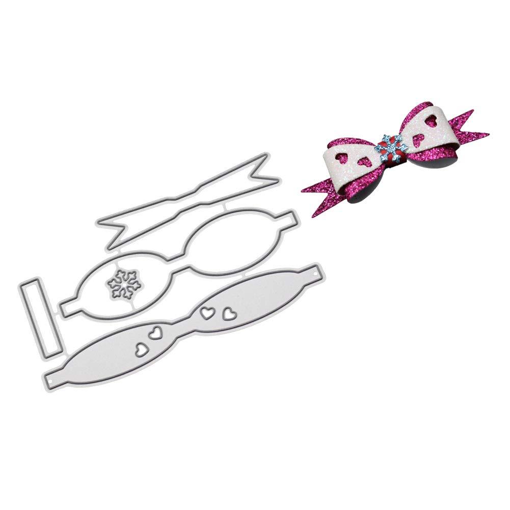 Stanzschablone// Cutting dies Schneemann 3D  geeignet für Big Shot Stanzmaschinen