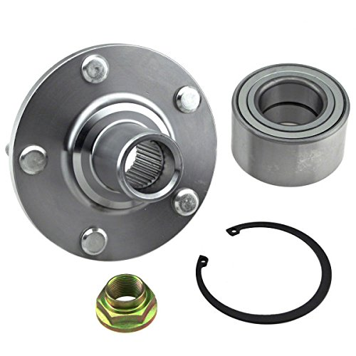 WJB WA518509 - Front Wheel Hub Bearing Assembly - Cross Reference: Timken HA590302K / Moog 518509 / SKF BR930302K