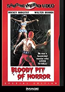 Bloody Pit of Horror (Special Edition)