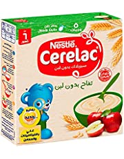 Nestle Apple Cerelac Without Milk, 125 gm