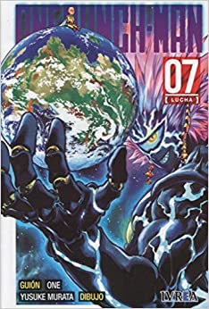 One Punch-man 07 por One