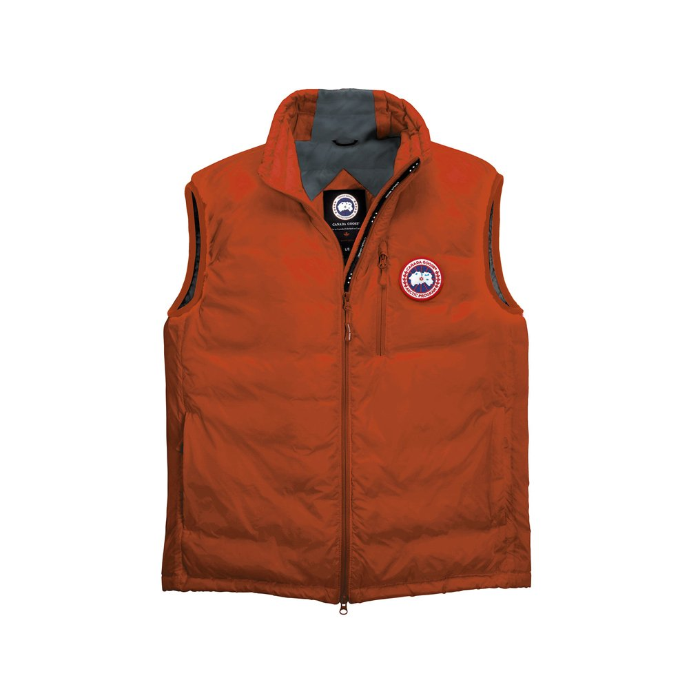 canada goose lodge jacket amber