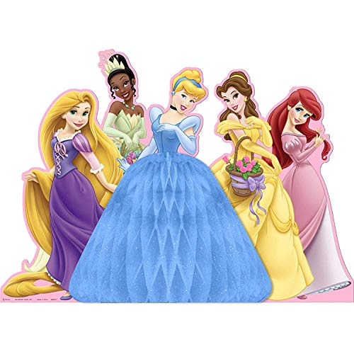 Hallmark 221664 Disney Fanciful Princess Centerpiece - Disney Princess Centerpiece