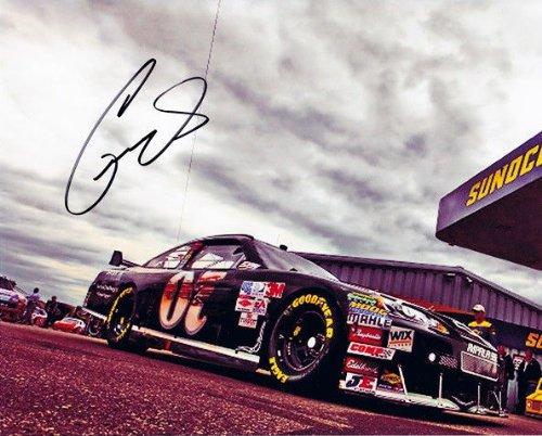 "'AUTOGRAPHED Casey Mears 2010 JACK DANIEL""S TEAM (#07 COT Car) 8X10 NASCAR Glossy Photo w/ COA'"