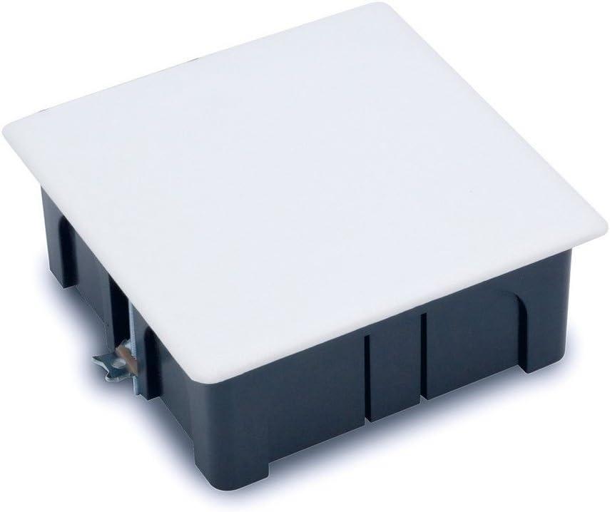 FAMATEL 3251 - Caja empotrar pladur 100x100x45 tapa: Amazon.es ...