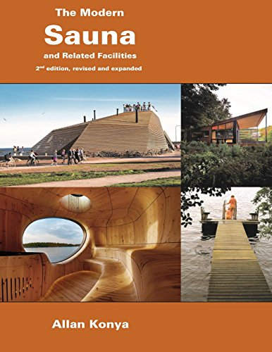 Modern Sauna: and Related Facilities by Archimedia Press Limited