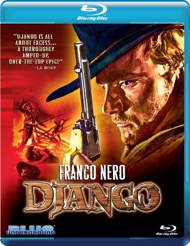 Blu-ray : Django (Digital Theater System, )