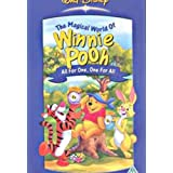 Magical World of Winnie The Pooh - Volume 1 - All For One and One For All