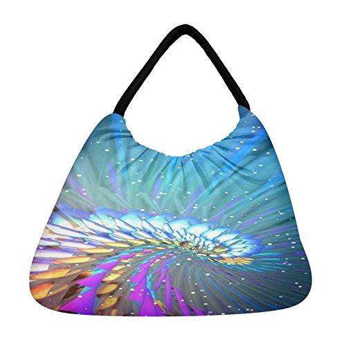 Da Multicolore Snoogg Borsa Da Donna Multicolore Spiaggia Zx544SXpwq