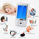 TENKER EMS TENS Unit with 8 Electrode