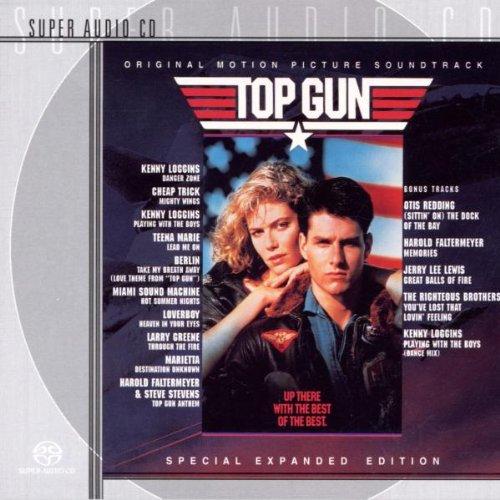 release �top gun original motion picture soundtrack� by