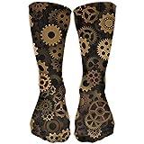 Search : Crew Socks Steampunk Cogwheels Pattern Colorful Sock For Men & Women One Size