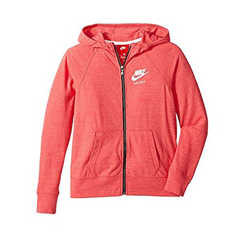 Nike Big Girls Sportswear Gym Vintage Full-Zip Hoodie