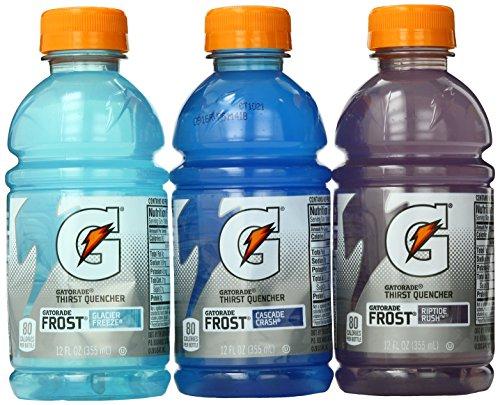(Gatorade 28 Piece Frost Energy Drink Variety Pack, 336)