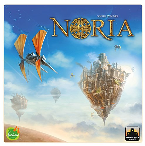 Stronghold Games Noria Board Game Board Games 5