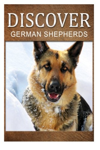 Download German Shepherds - Discover: Early reader's wildlife photography book ePub fb2 ebook
