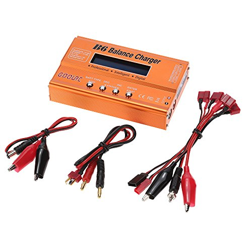 GoolRC B6 Mini Multi-functional Balance Charger/Discharger for LiPo Lilon...