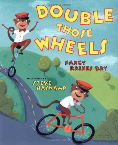 Double Those Wheels by Brand: Dutton Children's Books