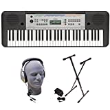 Yamaha YPT255 61-Key Keyboard Pack
