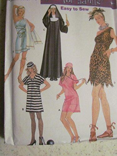 Simpl (Girl Convict Costumes)