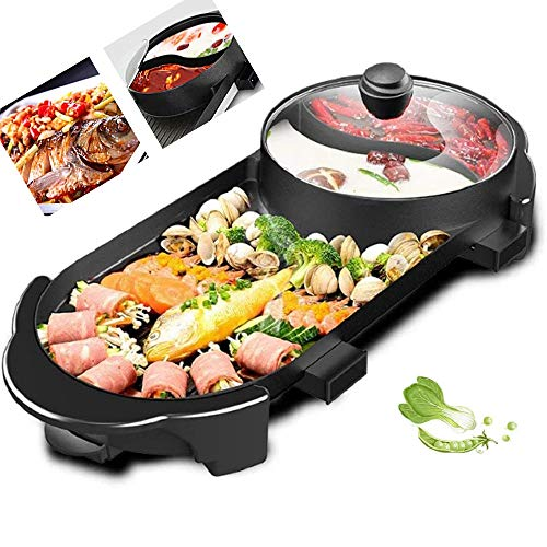 Instant hot pots and grill at home anytime