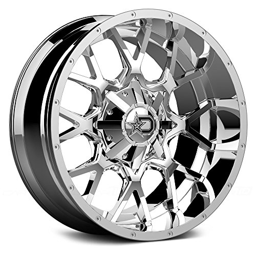 Dropstars-645V-Wheel-with-Chrome-Finish