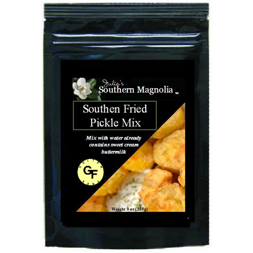 Julia's Pantry Fried Dill Pickles Mix, Mylar, 16 (Pantry Pickles)