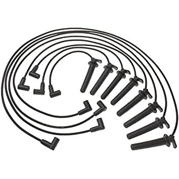 Amazon Com Acdelco 9628e Professional Spark Plug Wire Set Automotive