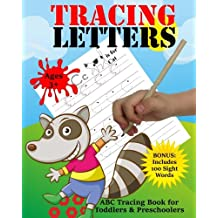 Tracing Letters: ABC Tracing Book for Toddlers and Preschoolers