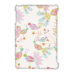 IPHONE Phone Case Of Cute Carpet pattern,Hard Case !Slim and Light weight and won't fade, Scratch proof and Water proof.Compatible with All Carriers Allows access to all buttons and ports. for iPad Mini 3D