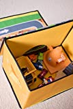 Kid's Construction Road Collapsible Toy Storage