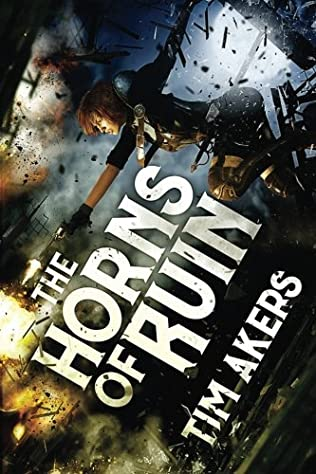 book cover of The Horns of Ruin