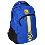 TBFC Golden State Warriors NBA Action Backpack School Book Gym Bag - Stephen Curry #30