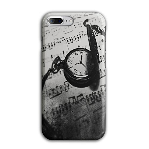 Clock Piano Notes Music Pocket Watch iPhone 8 Plus Case | Wellcoda