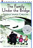 The Family Under The Bridge (Turtleback School & Library Binding Edition)