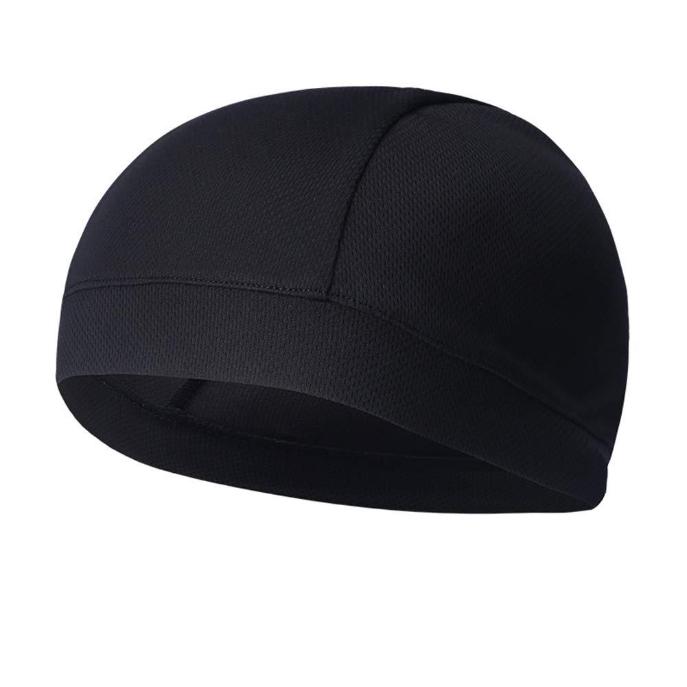 Cappello da Corsa e Berretto Sportivo Ideale Come Fodera per Casco Solido da Corsa allaperto da Corsa Traspirante Berretti da Ciclismo Termici LNIMIKIY Berretto da Ciclismo