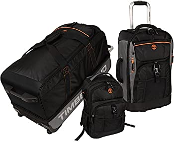 Timberland Hampton Falls 3-Pc Luggage Set