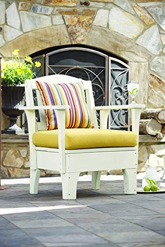 Uwharrie Chair Co W011-31-Twilight Blue-Dist-Pine Westport Chair, Twilight Blue-Distressed