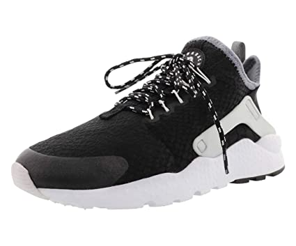 3e99359285bdf Image Unavailable. Image not available for. Color  Nike Women s Air  Huarache Running Shoes Black White Comfortable Fit