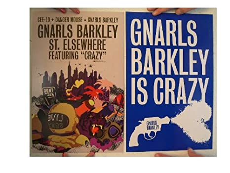 Amazon.com: GNARLS BARKLEY 2 Cara Cartel St Elsewhere cee-lo ...