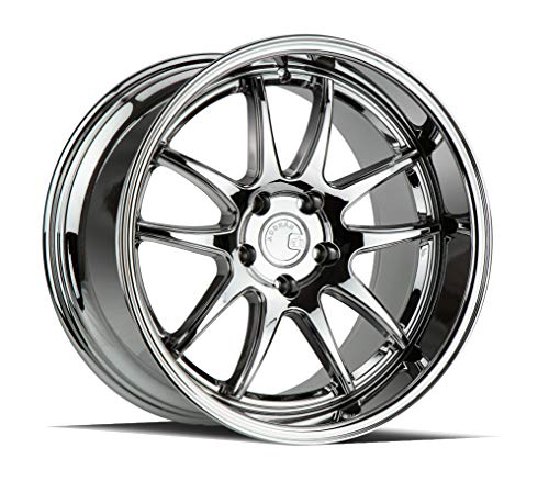 AodHan DS02 Wheel - Vacuum Chrome: 19x11 Wheel Size; 5x114.3 Lug Pattern; 73.1mm Hug Bore; 22mm Off Set.
