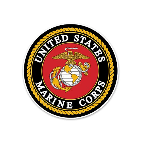U.S. Marine Corps Car Decal / Sticker ()