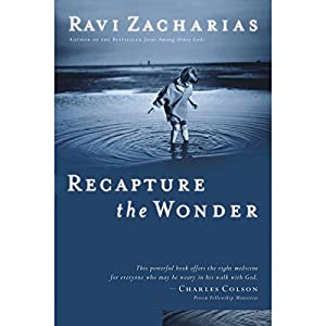 Recapture the Wonder Audiobook