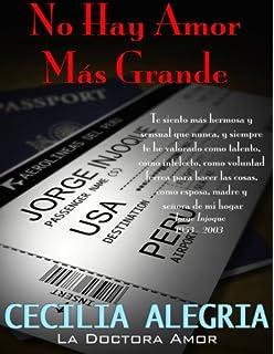 No hay amor mas grande (Spanish Edition)