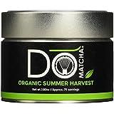 DōMatcha  Green Tea, Organic Summer Harvest Matcha, 2.82oz Tin