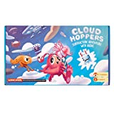 CLOUD HOPPER addition and subtraction board game STEM toy Math manipulative and resource for kids age 6 years and up