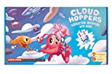 Logic Roots Board Game Addition Subtraction Cloud Hopper : Best Maths Game for kids 6 years and above.