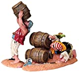 Lemax a Pirate's Life Set of 2 #82497