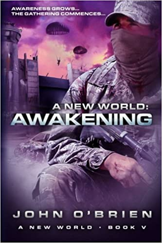 John O'Brien - A New World Audiobook